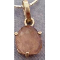 Сапфир - медальон