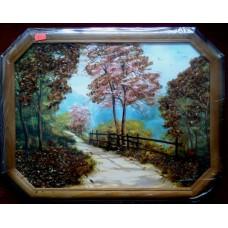 Картина с кехлибар No.21