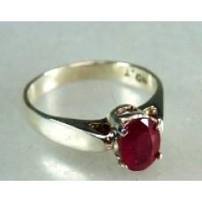 Рубин - пръстен No.2