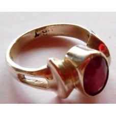 Рубин - пръстен No.3