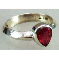 Рубин - пръстен No.1