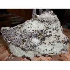 Kристал  с прозрачeн клеофан