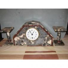Старинен   мраморен  часовник